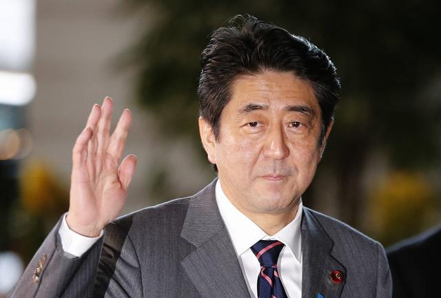 ピンチの安倍晋三首相