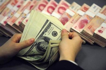 中国元安が止まらないUSD-RMB