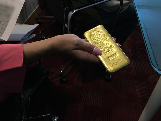 1kのゴールドGold