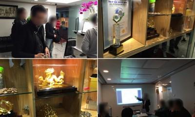 香港オフ会でのスペシャルセミナー第2部