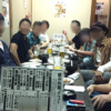 名古屋オフ会の様子
