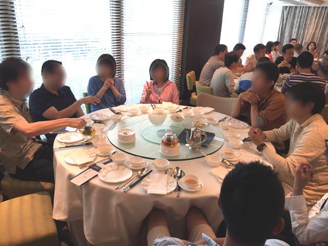 旅トモと香港で飲茶を堪能
