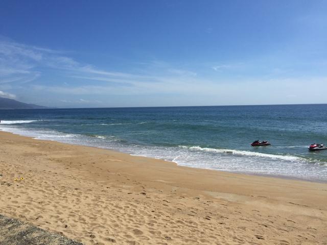 淡路島の砂浜・・プライベートビーチ状態