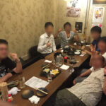 楽しい大阪オフ会の様子