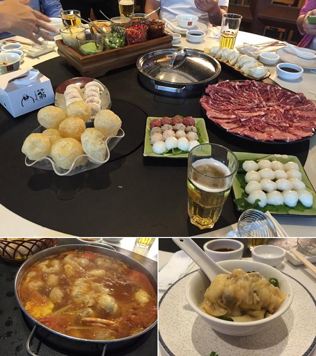 最高に美味しい香港の火鍋