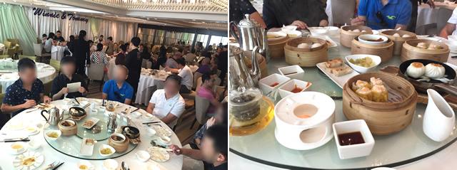 香港オフ会は美味しい飲茶からスタート