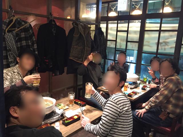 名古屋オフ会の様子2