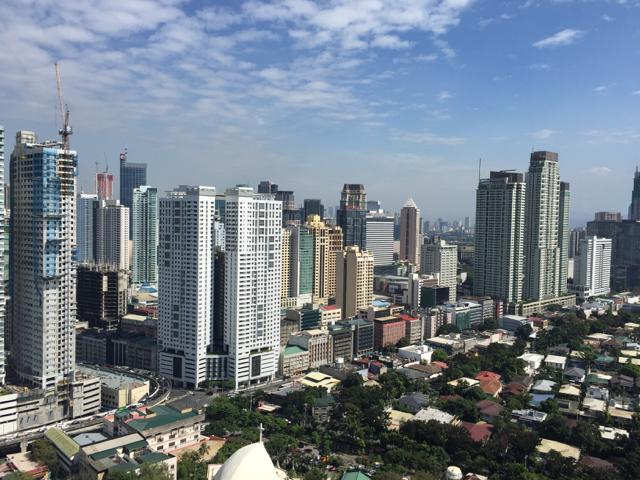フィリピン・マカティのコンドミニアムの視察&内覧の様子