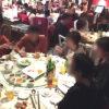 香港オフ会で北京ダックを堪能