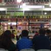 マカティスクエアでボクシング観戦