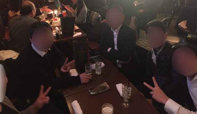 東京オフ会の様子