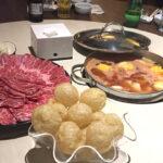 香港オフ会の前夜祭は定番の火鍋