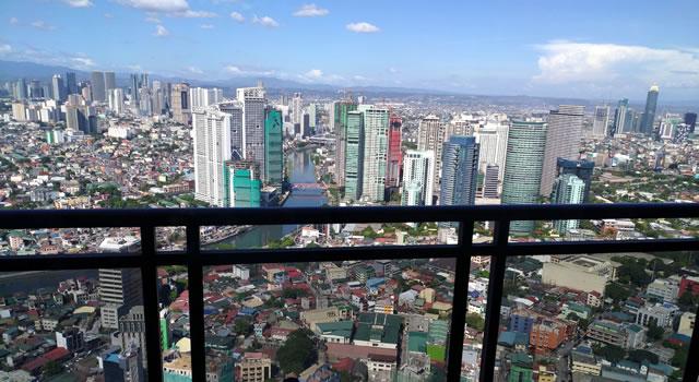 フィリピン・マニラオフ会でマカティのGramercyを視察