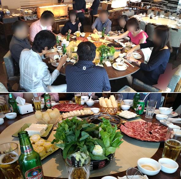 香港オフ会の前夜祭は美味しい火鍋を食べつくす