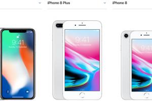 購入する新型iPhoneを決めた