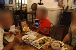 フィリピン不動産投資の師匠と久々の再会