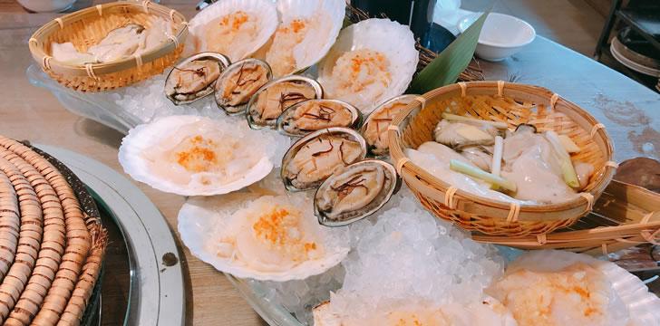 香港オフ会の夕食会で食べた海鮮その3