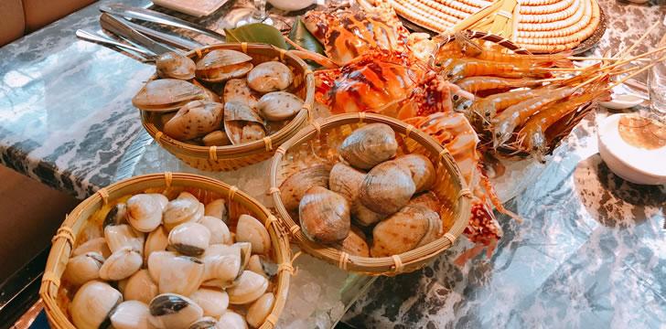香港オフ会の夕食会で食べた海鮮その2