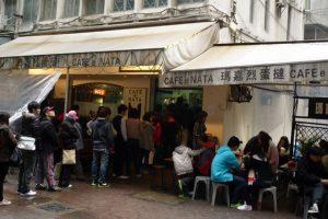 マカオで一番おいしいエッグタルトのお店