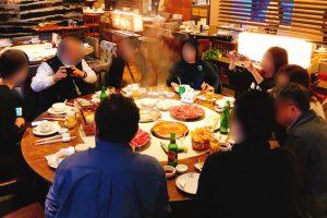 2018年第1回目の香港オフ会前夜祭は火鍋を堪能