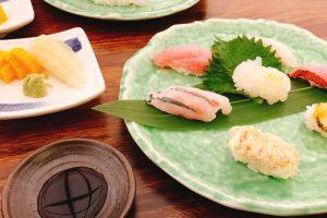 香港のランチミーティングで日本以上のお寿司を堪能