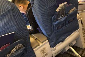 香港の帰りもANAビジネスクラスで快適な空の旅