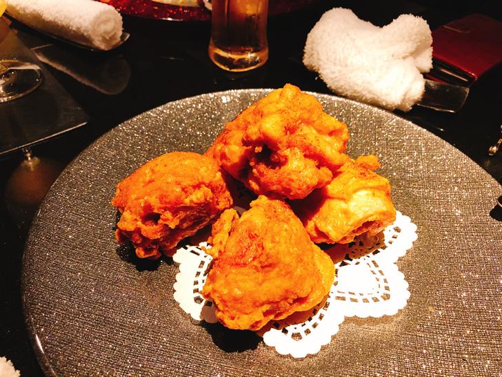 大阪オフ会で準備された二皿目のお料理