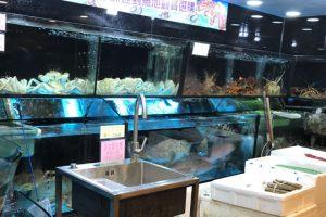 香港オフ会の夕食会で行く新しいお店を開拓中