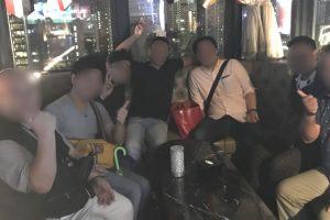香港オフ会前夜祭の2次会以降は記憶もぶっ飛ぶパターン