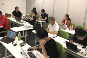 収入の柱構築セミナー初級編2018年6月の名古屋開催の様子