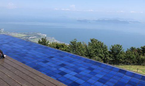 琵琶湖バレーからの絶景
