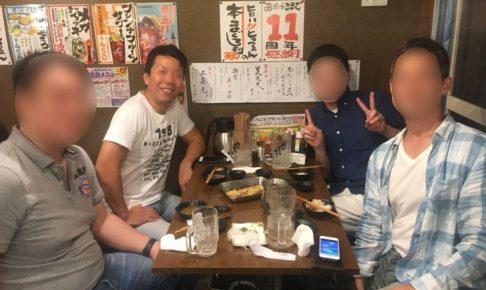 大阪ローカルな食べ飲み歩きを満喫