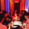 香港オフ会前夜祭の二次会の様子