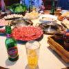 昨日の香港オフ会前夜祭で食べた美味し火鍋
