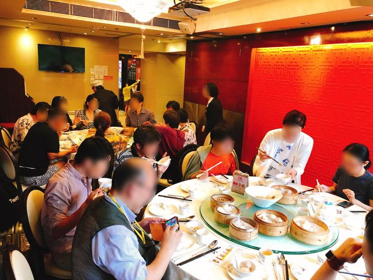 香港オフ会当日は美味しい飲茶からスタート