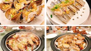 香港オフ会の夕食会は美味しい海鮮蒸し
