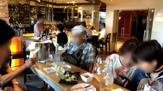香港昼飲みオフ会