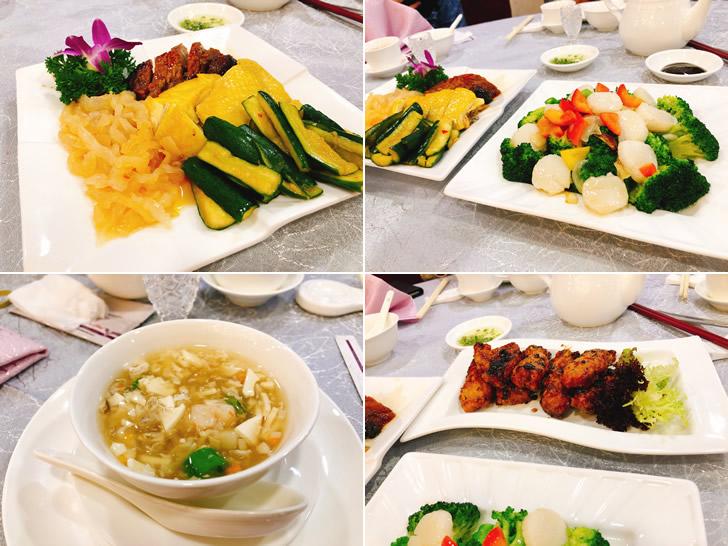 香港昼飲みオフ会で食べた食事1