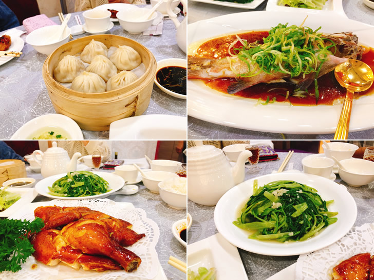 香港昼飲みオフ会で食べた食事2