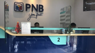 Philippine National Bank(PNB)で現金を出金