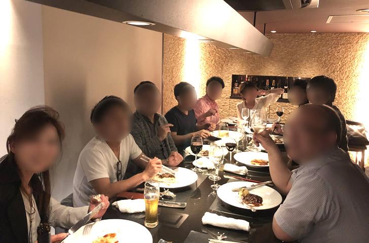 2019年の締めくくりは大阪オフ会で決まり