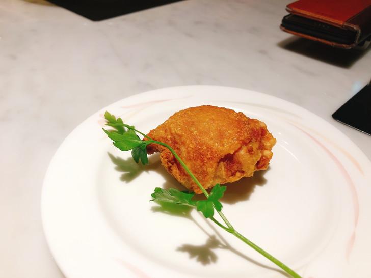 大阪オフ会で食べた二皿目は唐揚げ