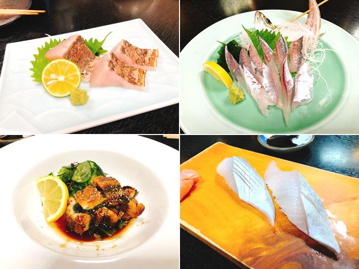 釣りのFacebookグループを作って寿司屋で美味しい料理に舌鼓